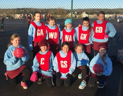 HCIW netball team
